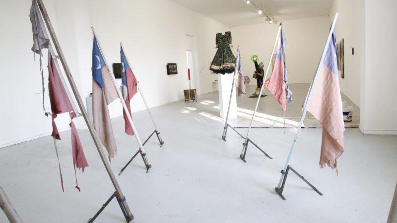 Muestra de arte joven en MAC Quinta Normal.