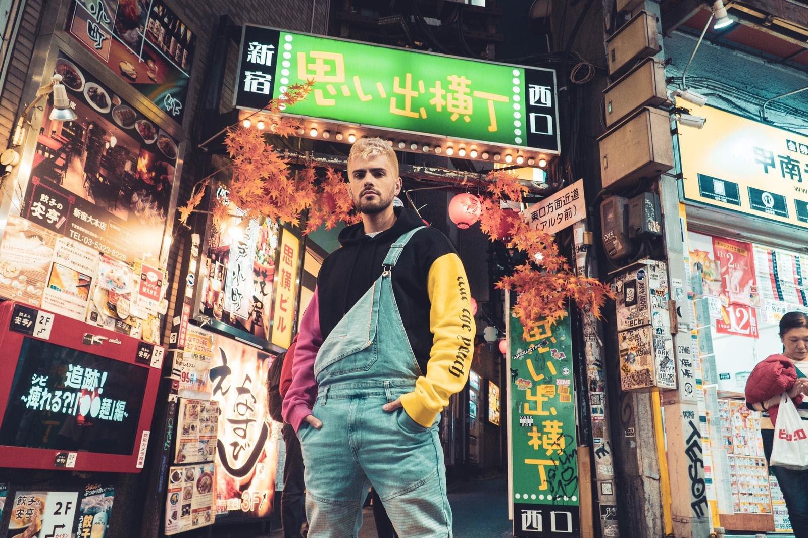 """Rombai estrena nuevo single """"Japón"""""""